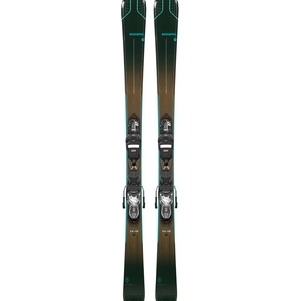 Alpine Women's Rossignol All Mountain Skis Experience 74 W