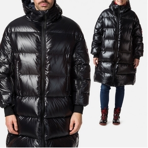 Lifestyle Rossignol Puffy Long Oversize Jacket