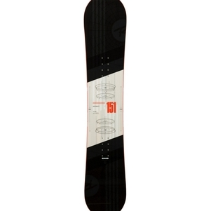 Men's Rossignol Freestyle Snowboard District White Wide
