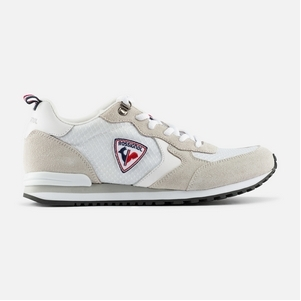 Men's Rossignol Heritage White Sneakers