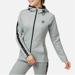 Women's Ski Rossignol Lifetech Hooded Zipped Sweatshirt